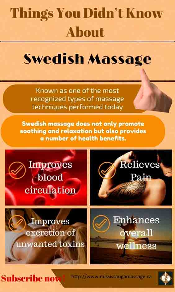Things You Didn't Know About Massage